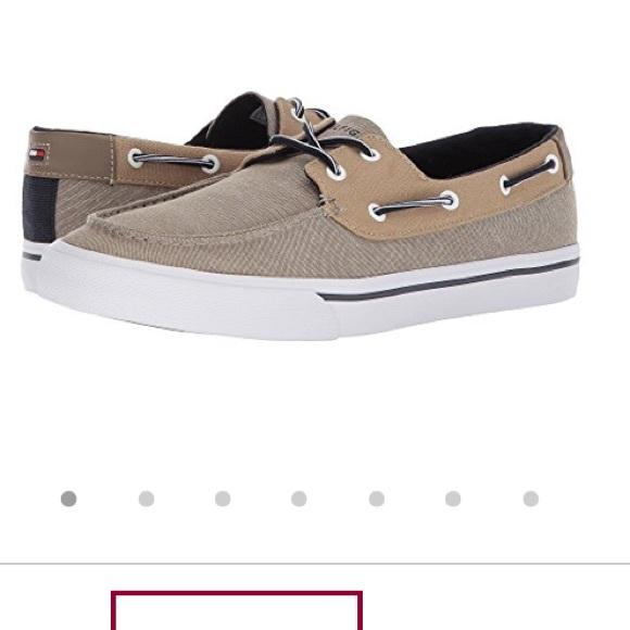 42f407ff88cba7 NWOB Tommy Hilfiger Pharis Boat Shoes. M 5adfea829a94558a80c427c8